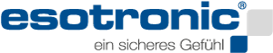 esotronic GmbH Sicherheitstechnik Bubesheim/Günzburg Logo